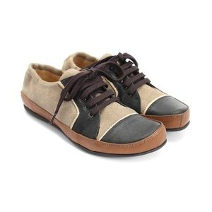 John Fluevog | Desires Tutor Suede Sneakers 7